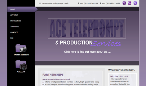 Ace Teleprompt